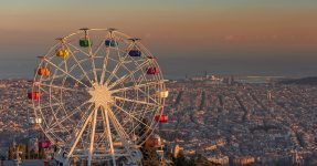 10 INCREDIBLE VIEWPOINTS IN BARCELONA