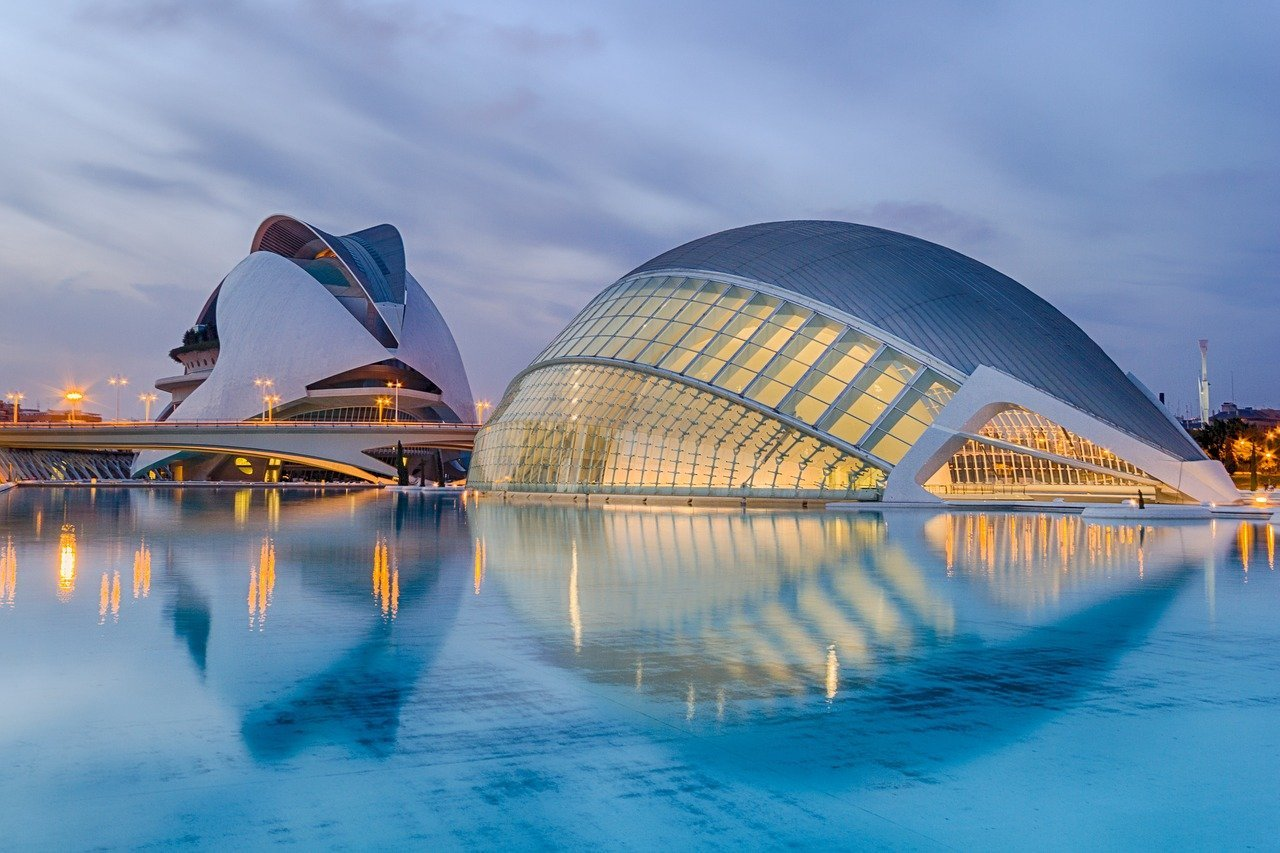 Where to go on holiday in March valencia Spain