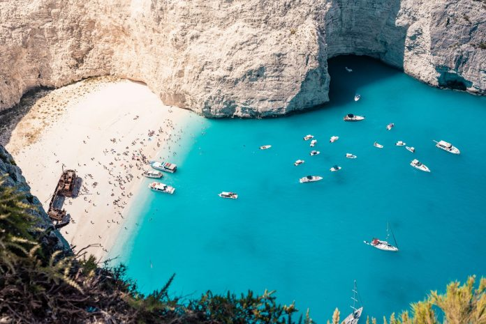 Zakynthos places to visit in greece