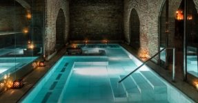 AIRE ANCIENT BATHS : LONDON's FIRST WINE SPA