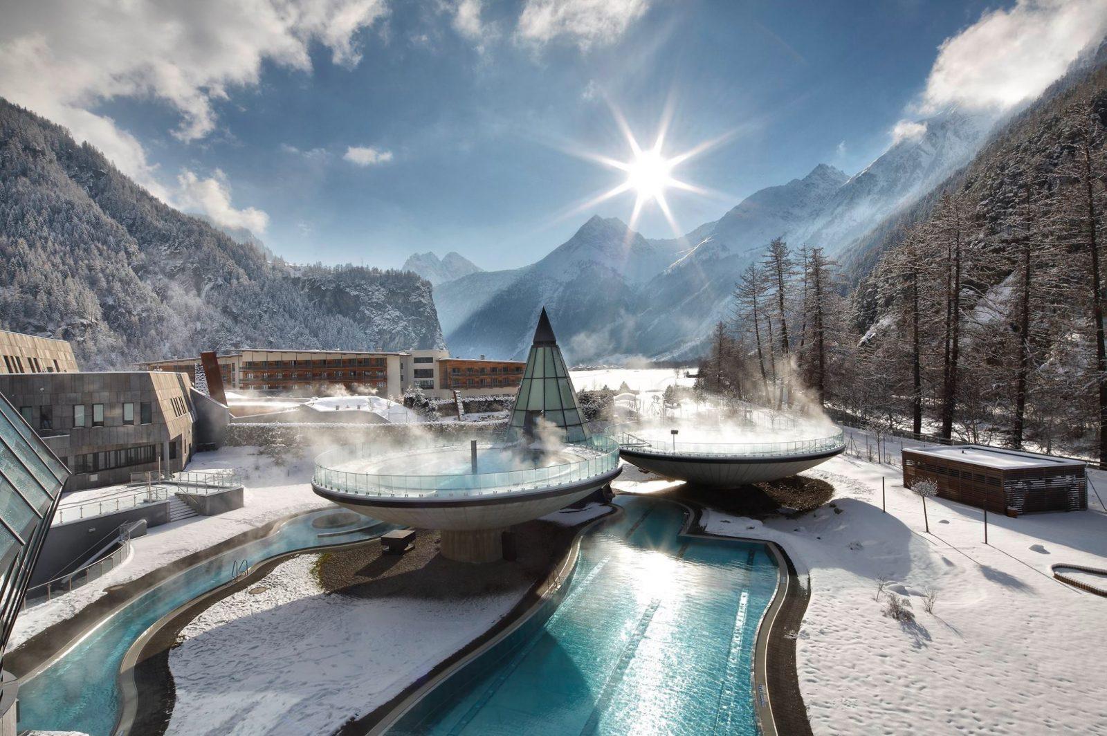 aqua hotels with amazing pools