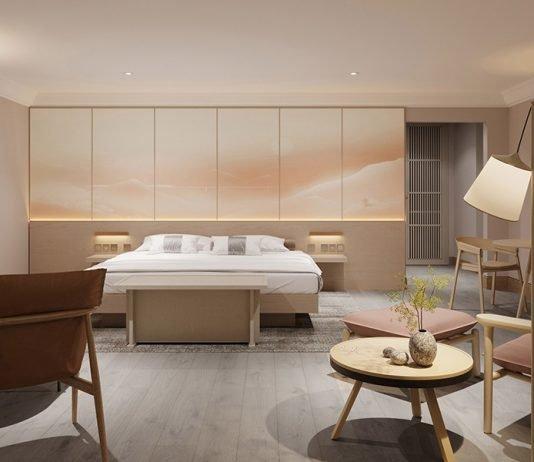 bedroom suite at the prince akatoki