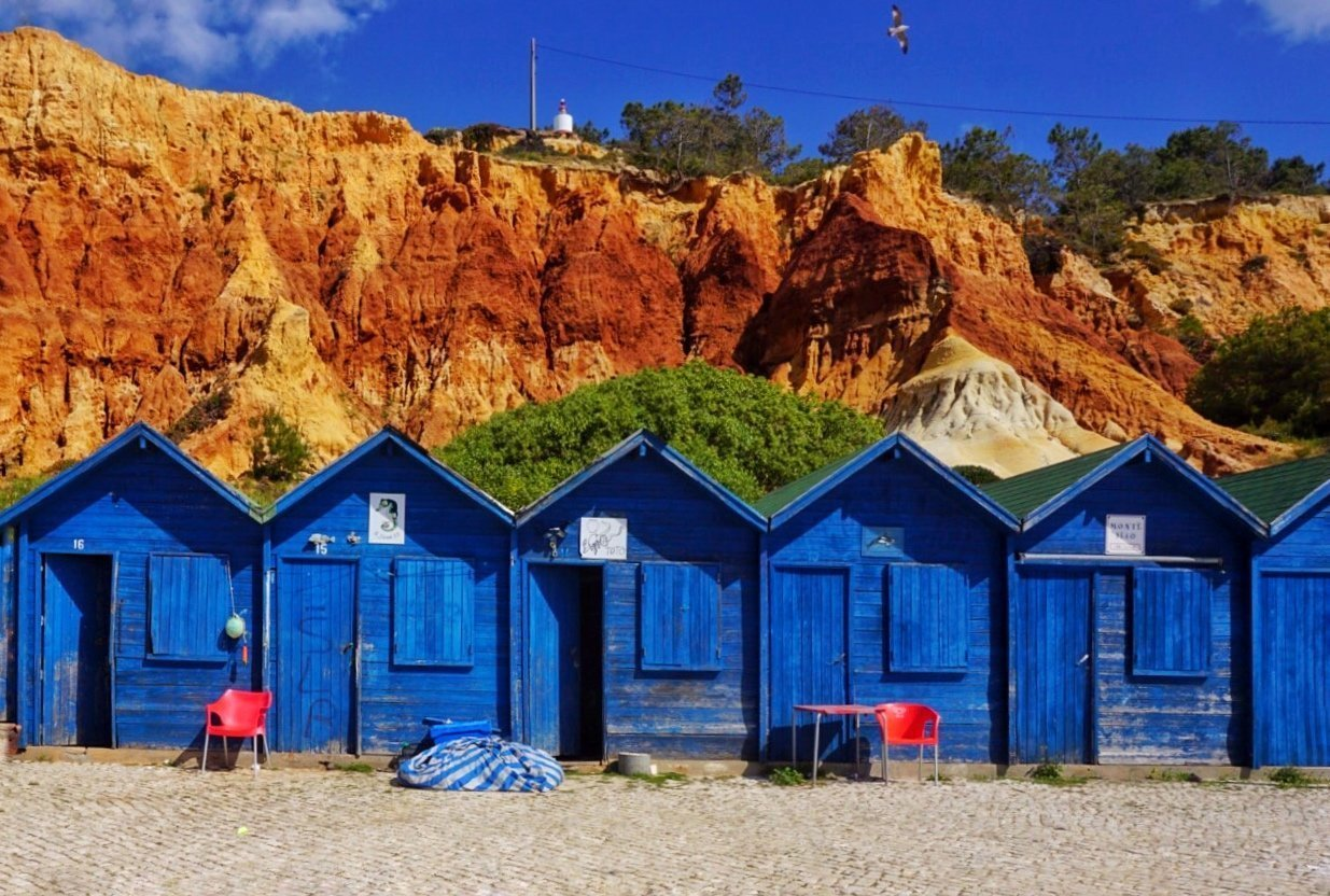 best beaches in algarve