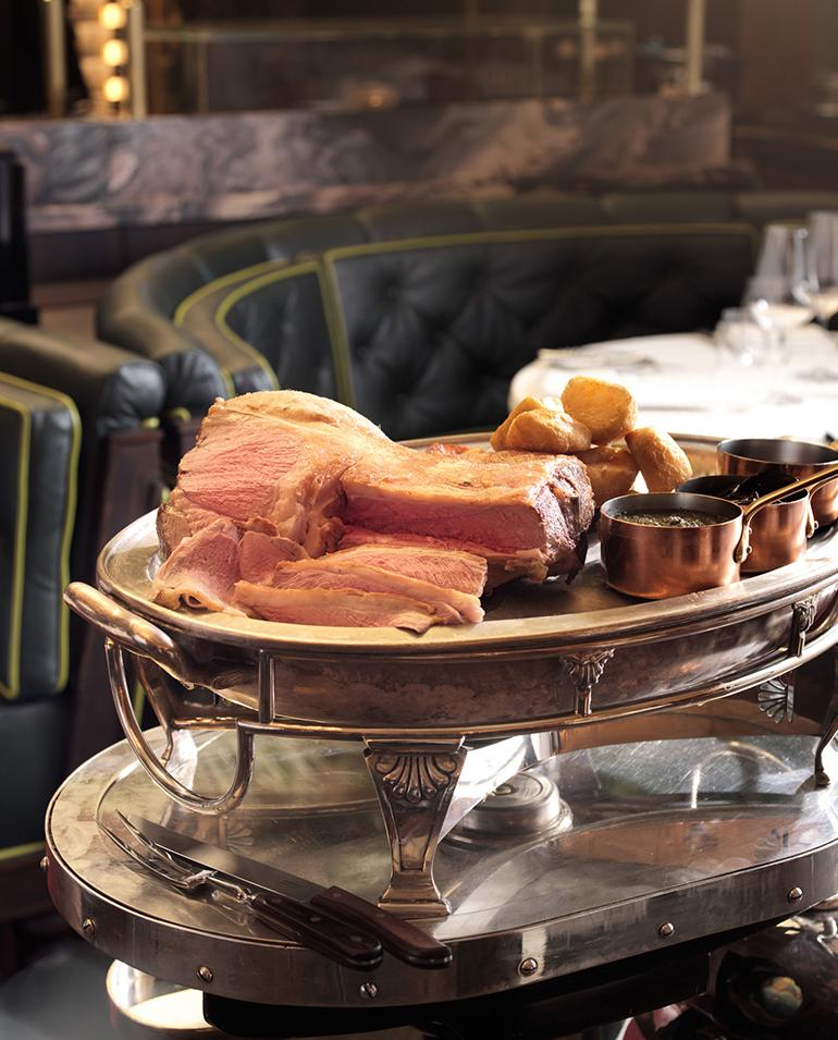 best british restaurants in london simpsons in the strands