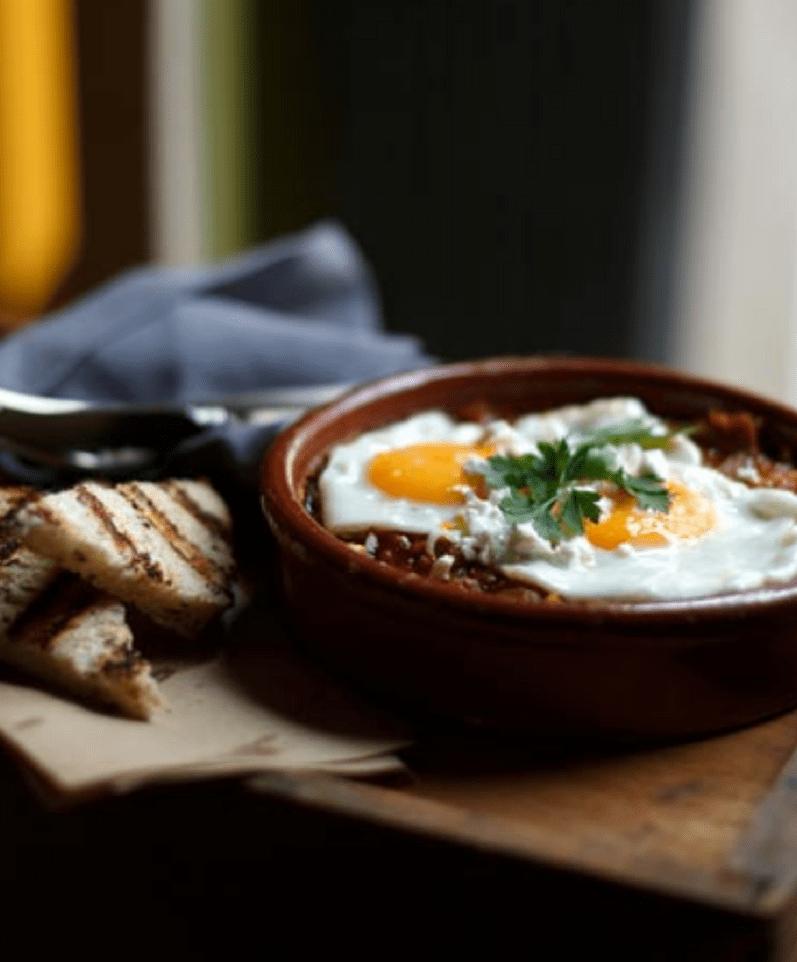 best brunch in barcelona marmalade