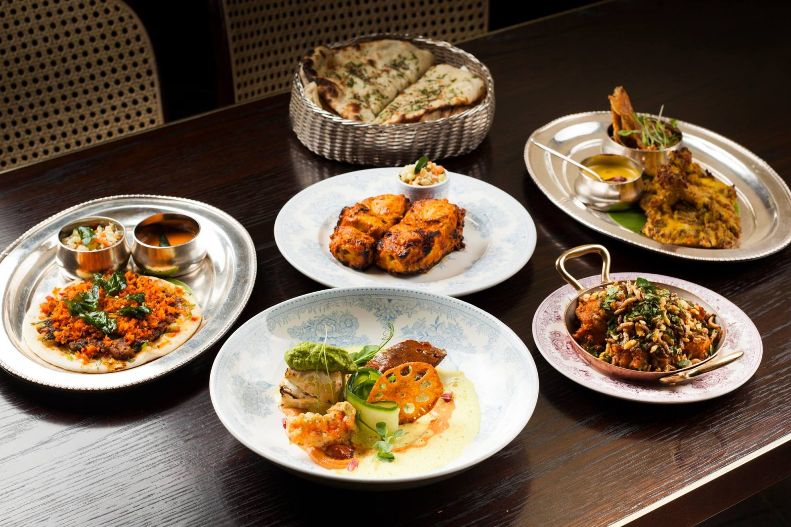 best indian restaurants in london gymkhana