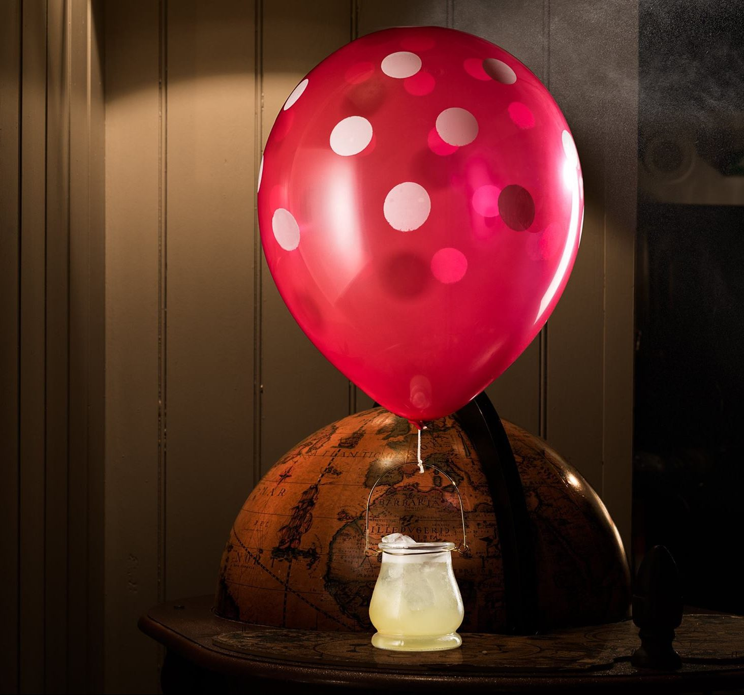 best instagrammable cocktails in london purl with balloon