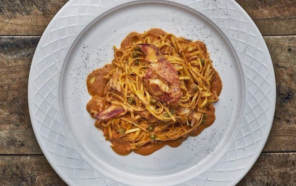 restaurants you need to try in london best italian lobster linguini