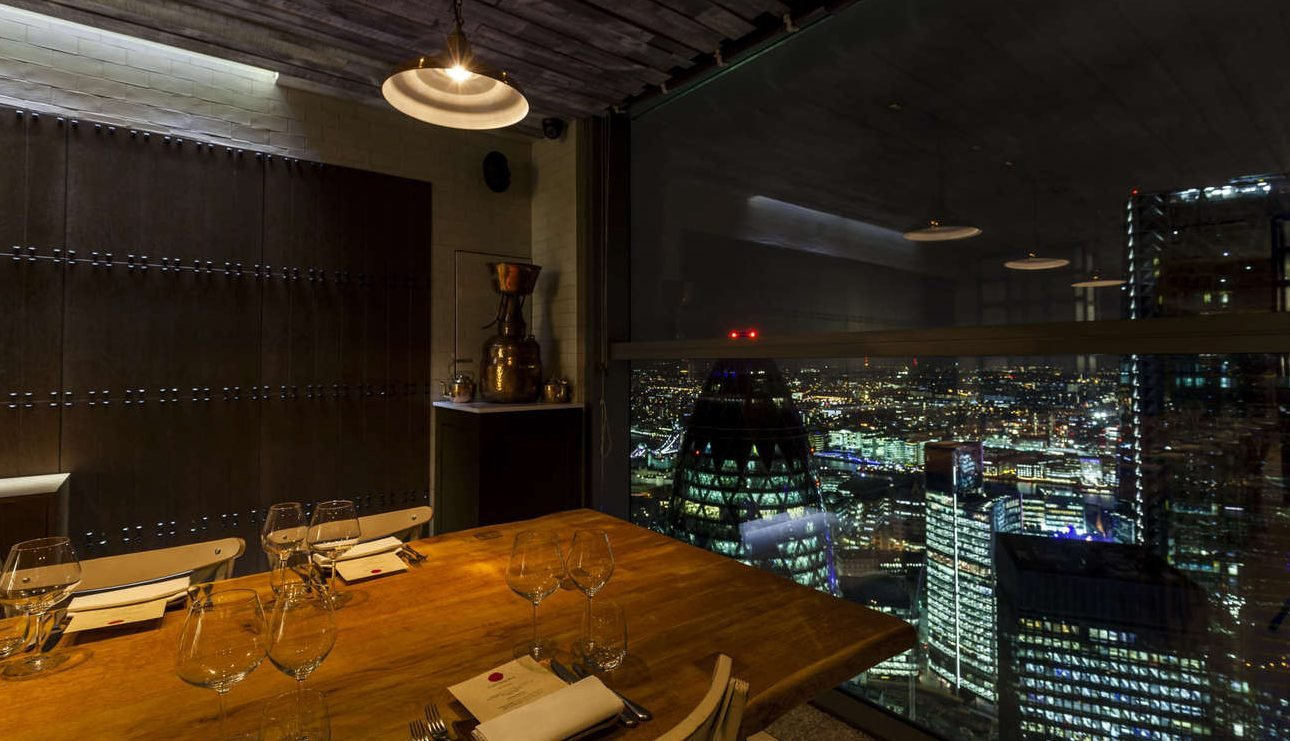 restaurants you need to try in london restaurant with a view