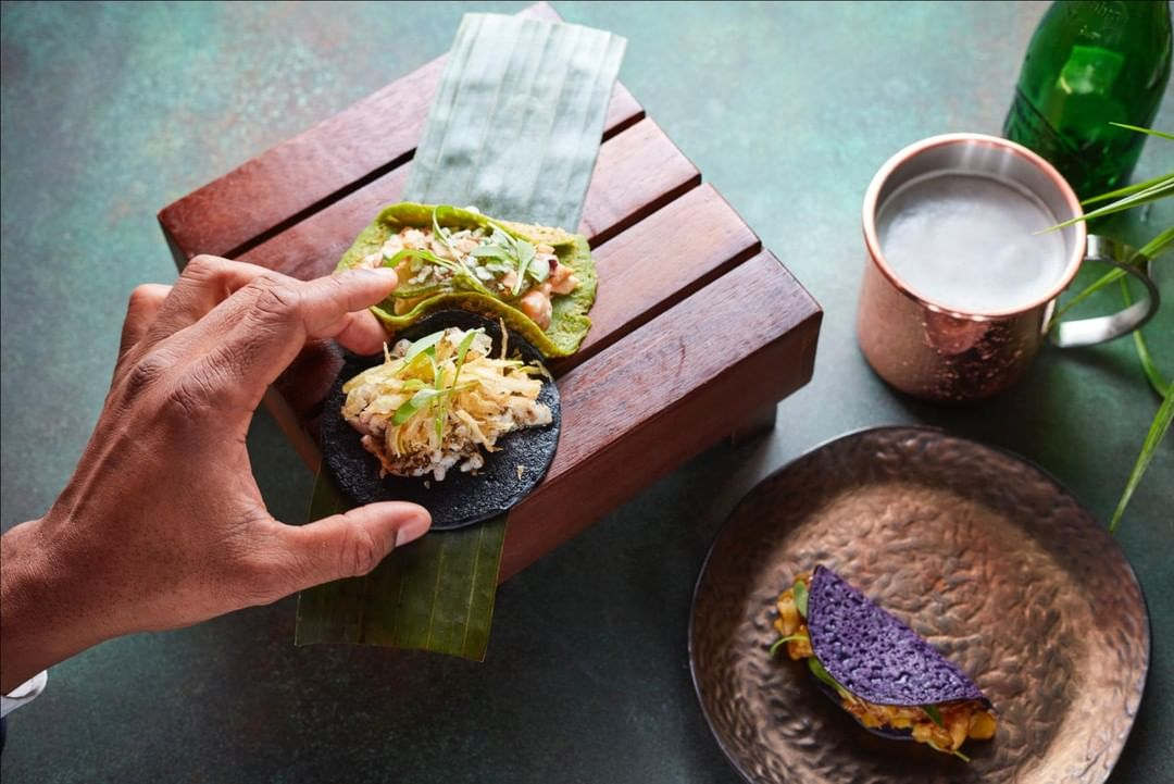 best tacos in london zuaya