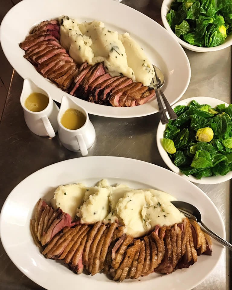 british restaurants in london st john