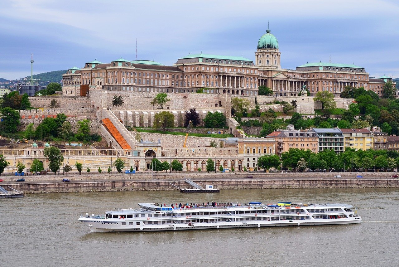 Things to do in Budapest Buda Castle
