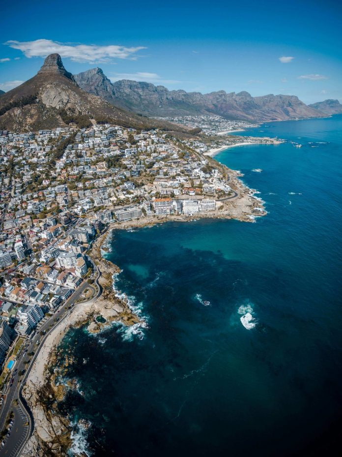 cape town table mountain best helicopter experience