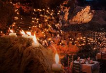 cave restaurants worth visiting la gruta