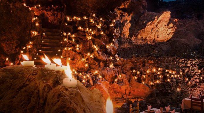 cave restaurants worth visiting la gruta