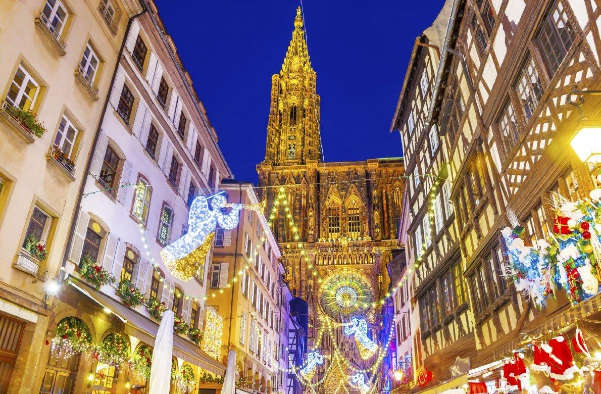 chirstmas markets in europe Strasbourg