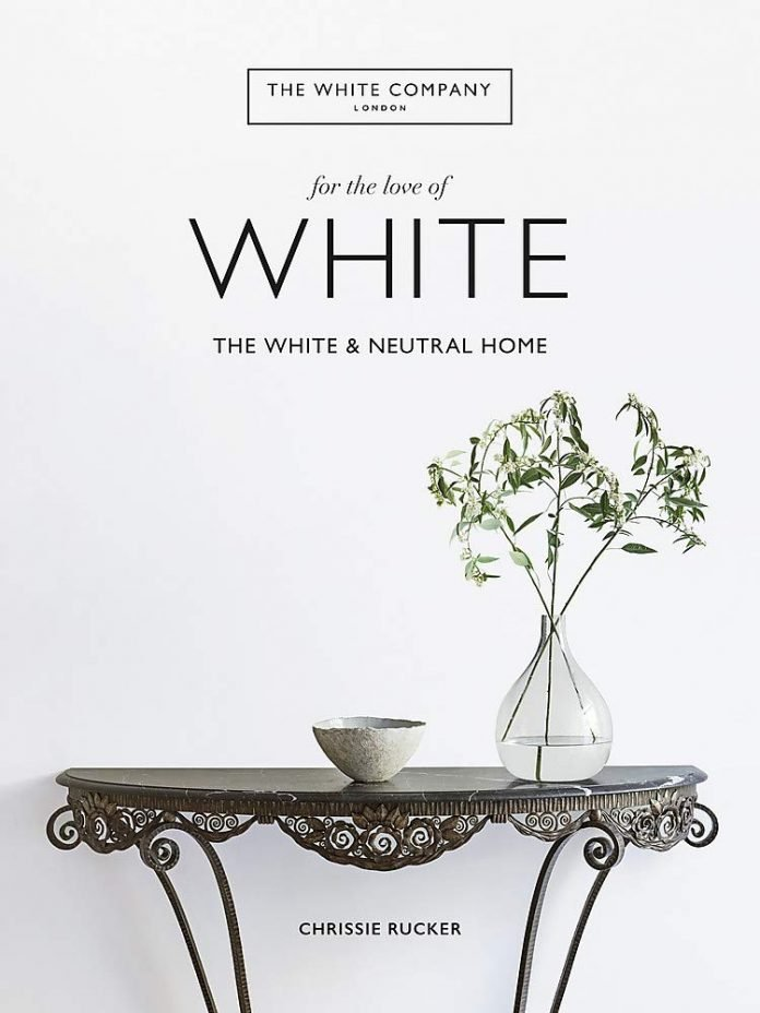 coffee table books the white company for the love of white