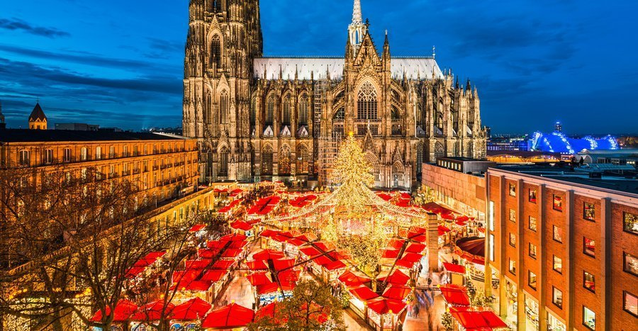 cologne germnay christmas markets in europe