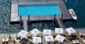 HOTELS WITH THE MOST SPECTACULAR POOLS