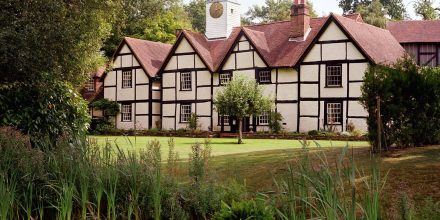LUXURY COUNTRYSIDE HOTELS NEAR LONDON