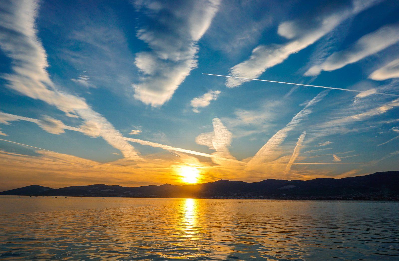 croatia split guide to sunset tour