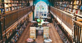 DAUNT BOOKS : BOOKSHOP FOR TRAVELLERS