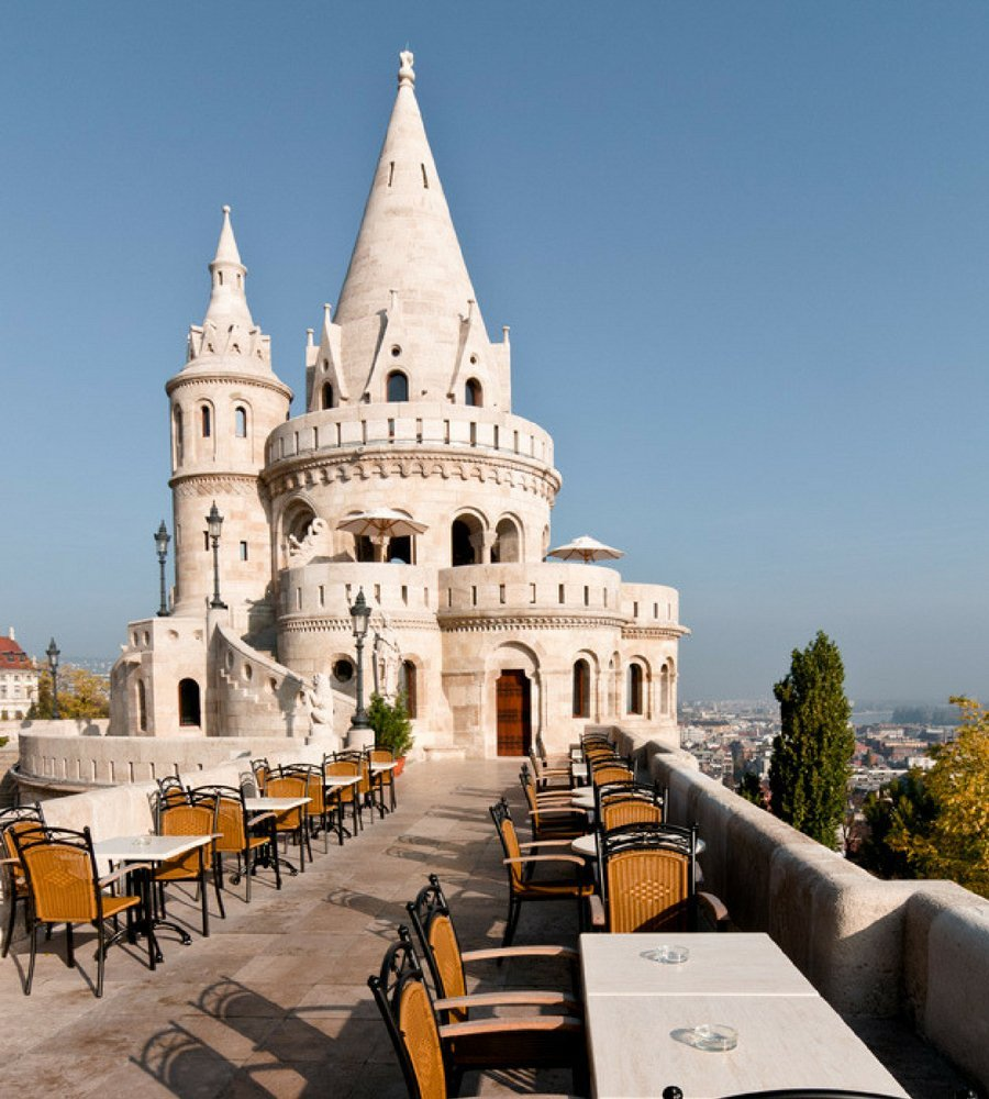 fishermans bastion what to do in budapest