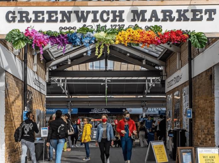 greenwich market in london 1