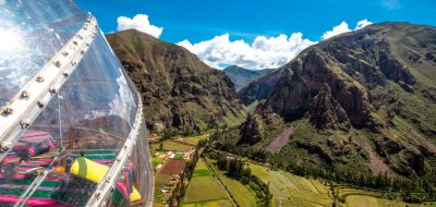 HANGING HOTEL : SLEEP ALONGSIDE A CLIFF IN PERU