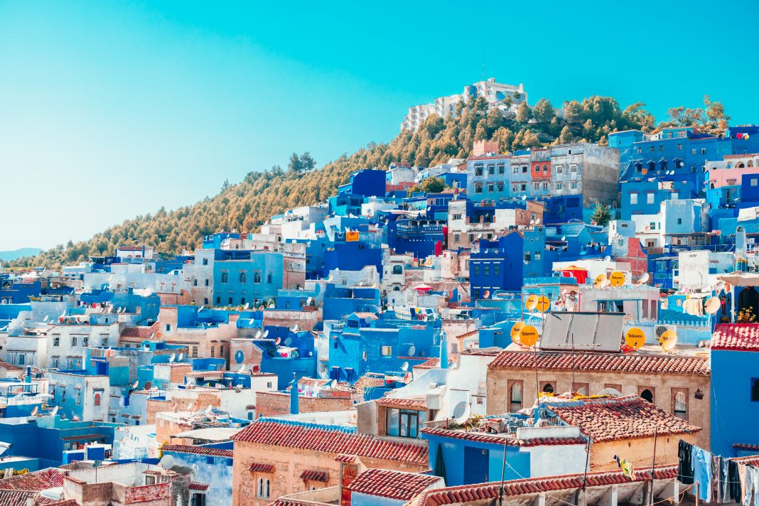 holiday destinations in september Morocco