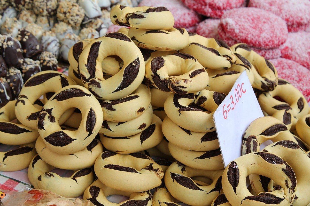 honey rings in Malta