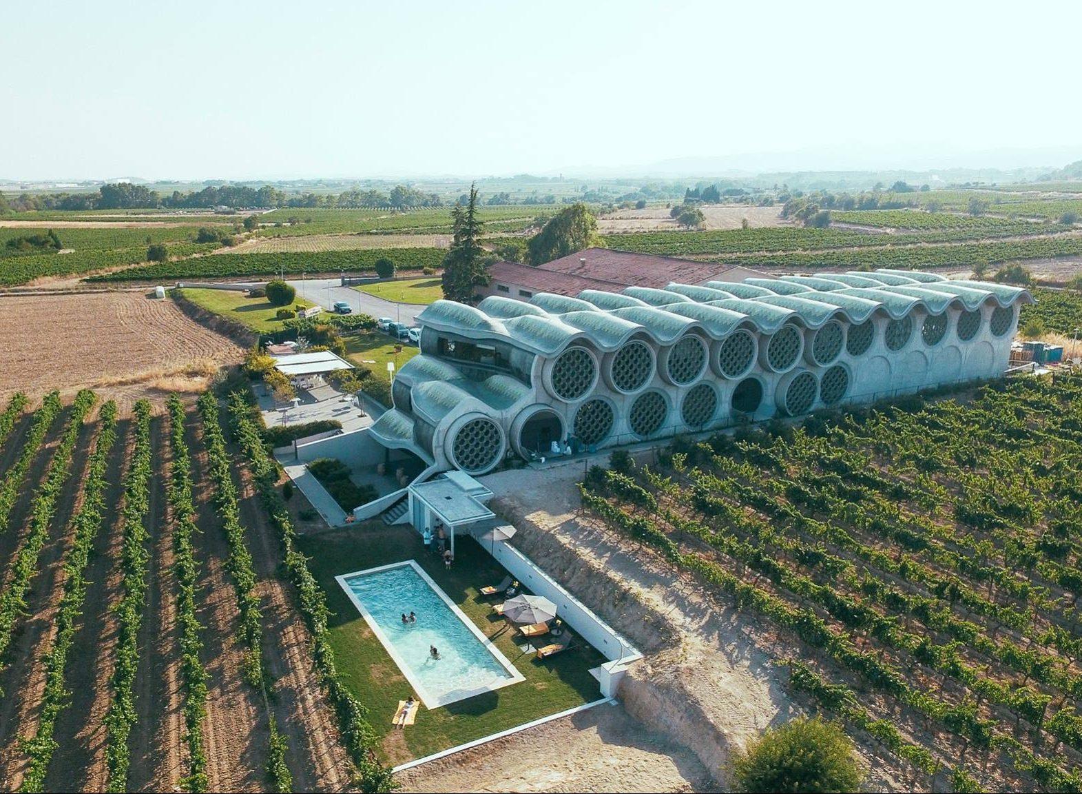 hotel mastinell wine hotel