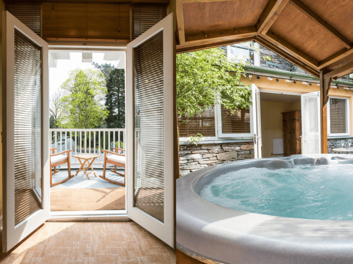 hotels in lake district moss grove organic