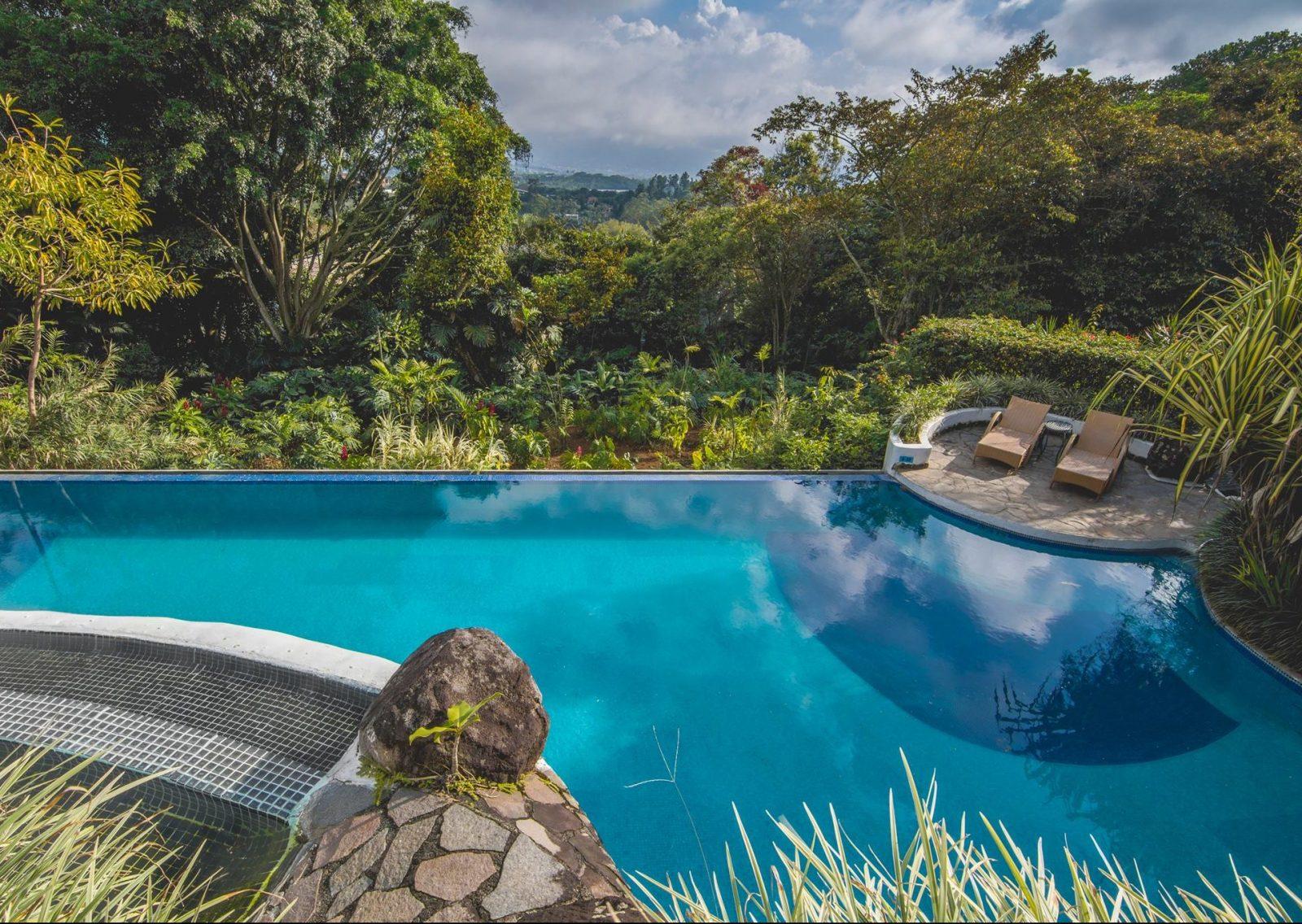 hotels on a coffee plantation finca rosa blanca