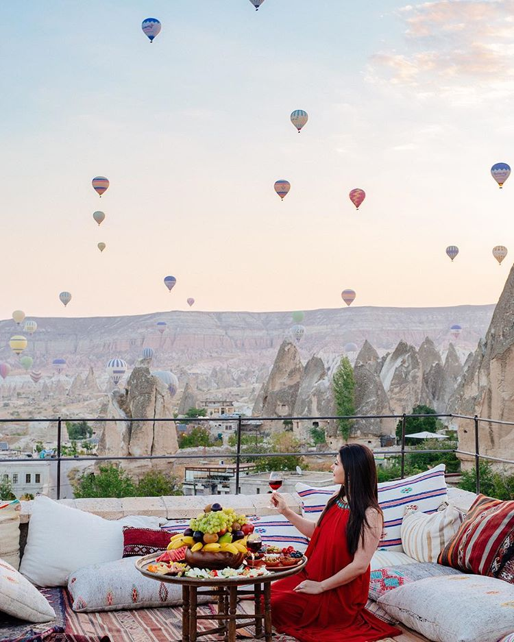 hotels with the best view in cappadocia Cappadocia Cave Suites