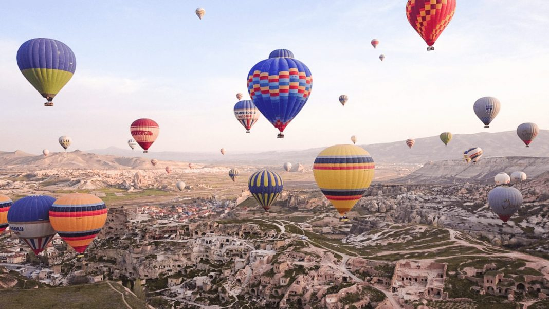 how to prepare for a hot air balloon ride in cappadocia