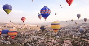 HOT AIR BALLOON RIDE IN CAPPADOCIA – ALL YOU NEED TO KNOW