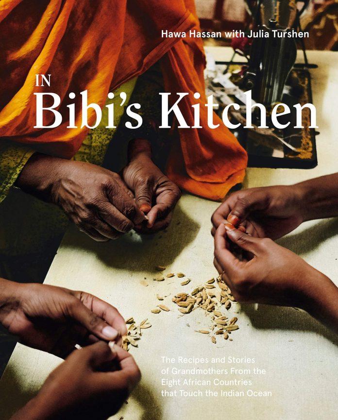 in bibi's kitchen coffee table book