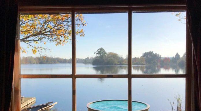 log cabin getaway near london