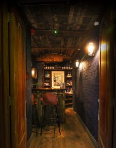 londons most initimate speakeasy