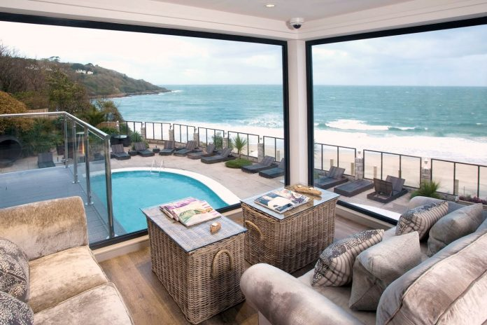 luxury hotels in cornwall Carbis Bay Estate 1