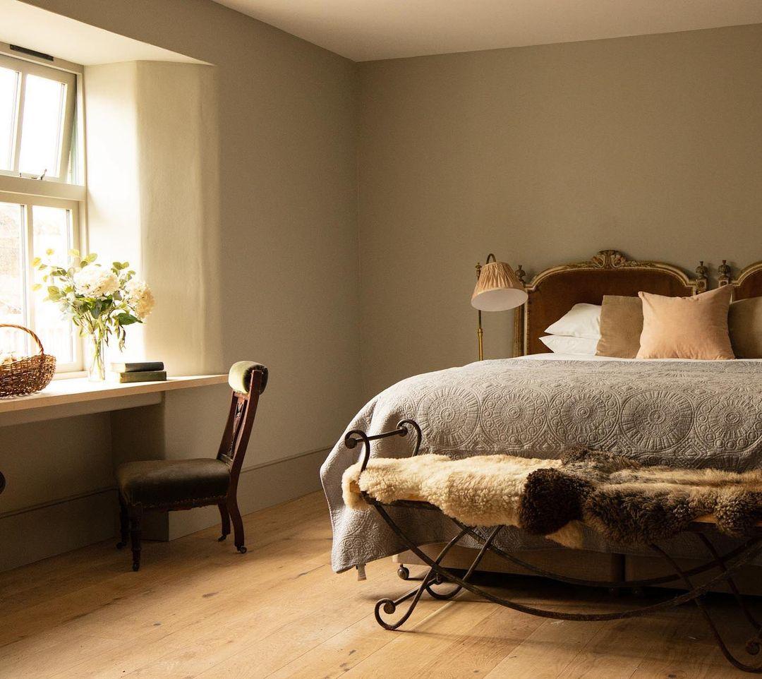 luxury hotels in cornwall Coombeshead Farm 3