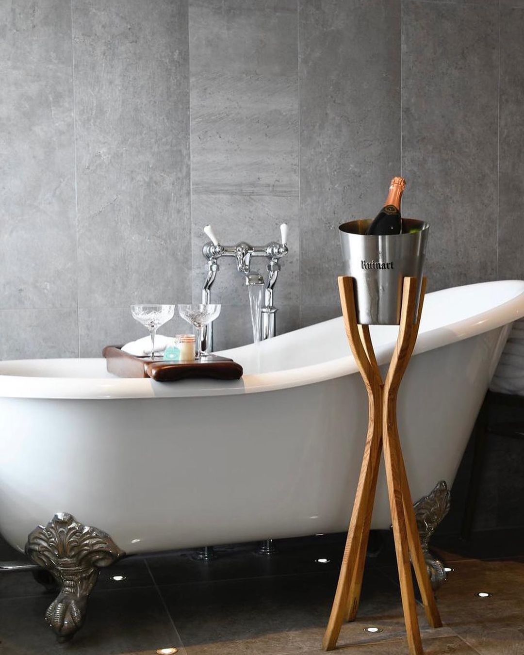 luxury hotels in cornwall Padstow Townhouse 1