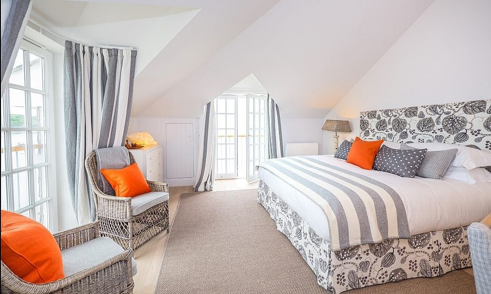 luxury hotels in cornwall The Idle Rocks 1
