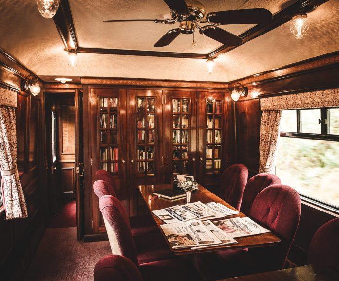 luxury train holiday The Royal Scotsman