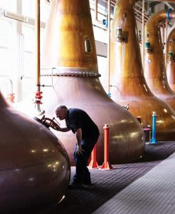 luxury train holiday The Royal Scotsman distilleries in scotland