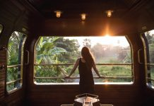 luxury train holidays Eastern & Oriental Express