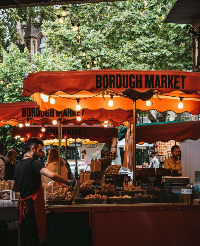 markets in london borough market