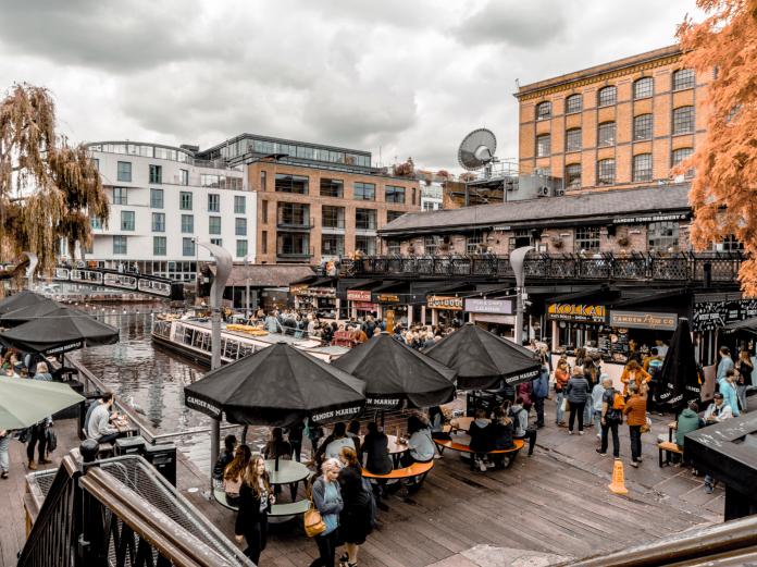 markets in london camden market