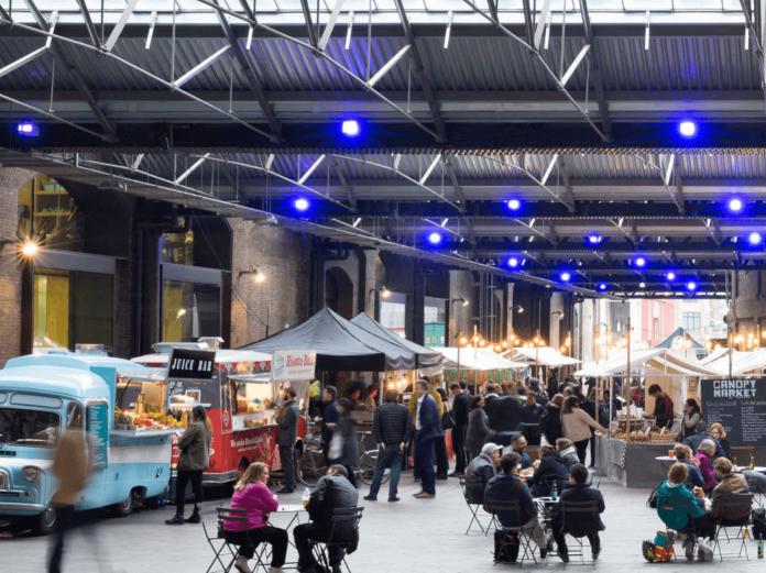 markets in london canopy market